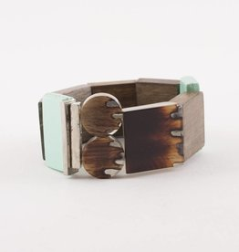 Anne Marie Chagnon Mint Sorbier Bracelet