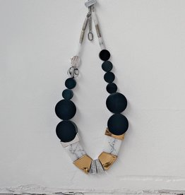 Anne Marie Chagnon Topaz Necklace