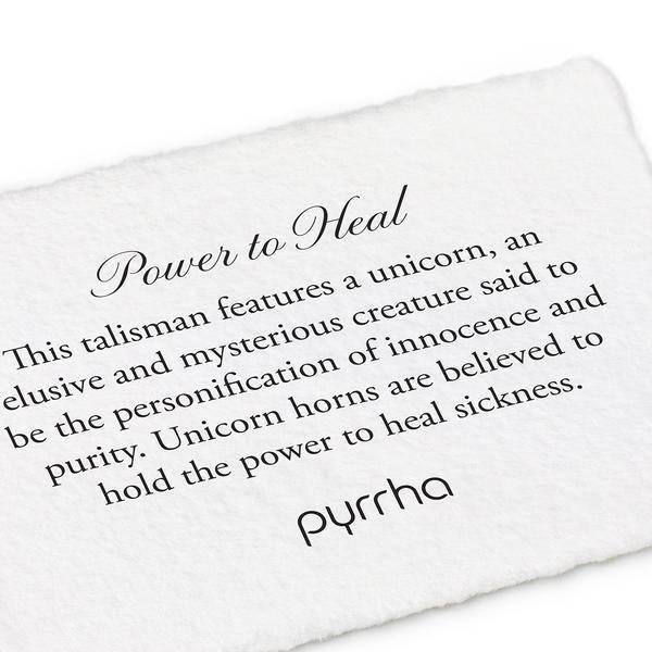 "Pyrrha Pyrrha- Power To Heal 30"" Diamond Set"