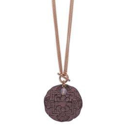 Pilgrim Rose Gold Angelina Necklace