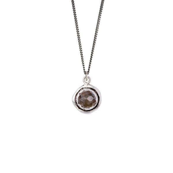 Pyrrha Pyrrha - Labradorite Stone Talisman 18'
