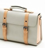Pixie Mood Elli Large Satchel - Concrete