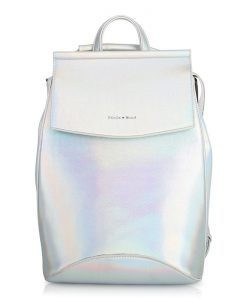 Pixie Mood Kim Convertible Backpack - Holographic