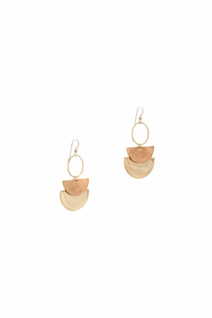 Hailey Gerrits Hailey Gerrits Boat Earrings