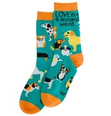 Dog Love - WIT! Socks