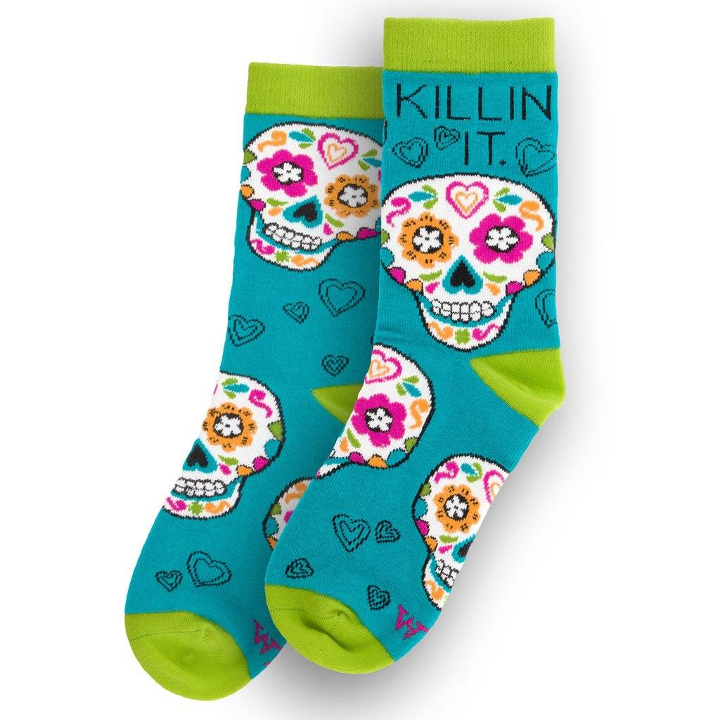 Killin' It - WIT! Socks
