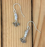 Dianne Rodger Dianne Rodgers Sterling Lab Earrings