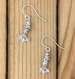 Dianne Rodger Dianne Rodgers Sterling Moonstone Earrings