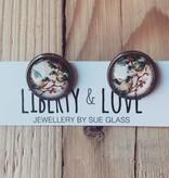 Liberty & Love L&L Studs- Birdie Pals