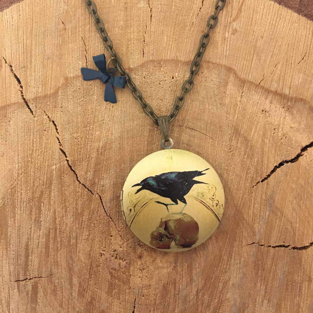 Liberty & Love Liberty & Love Locket-  Yorick