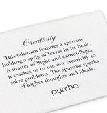 "Pyrrha Pyrrha - Creativity on 20"""