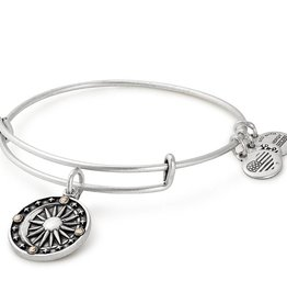 Alex and Ani Cosmic Balance II EWB -Silver