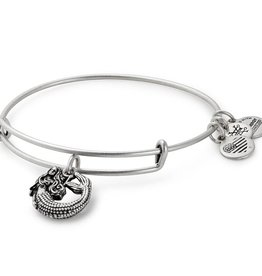 Alex and Ani Mermaid II EWB -Silver
