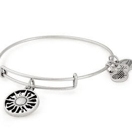 Alex and Ani Rising Sun EWB -Silver