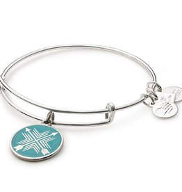 Alex and Ani Charity by Design -Arrows of Friendship EWB -Silver
