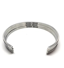 Glass House Goods Inner Voice Bangle: Mama Bear