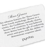 Pyrrha Pyrrha Three Graces Locket