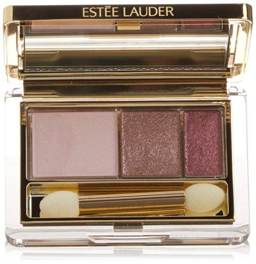 Estee Lauder Estee Lauder Pure Color Eyeshadow Trio Sterling Plums
