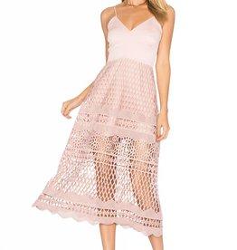 Karina Grimaldi Karina Grimaldi Alice Crochet Dress