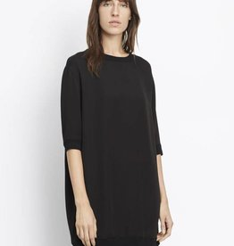 Vince Vince Rib Trimmed Tunic