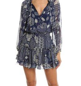 Misa MISA Lorena Chiffon Dress