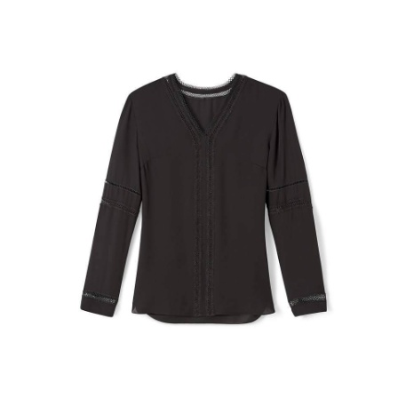 Elie Tahari Damaris Blouse
