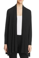 Eileen Fisher Shaped Open-Front Cardigan