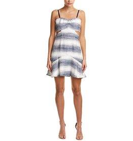 Hutch Cut Out Flounce Dress