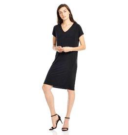 Ecru Dolman Sleeve Dress