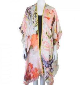 Bl^nk Modal Wool Kimono Coverup