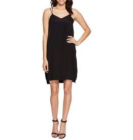 Halston Heritage Halston Heritage Double Strap Cami Slip Dress