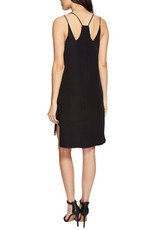 Halston Heritage Double Strap Cami Slip Dress
