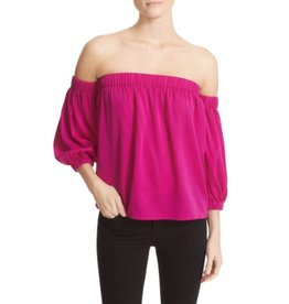 Milly Milly Off The Shoulder Blouse