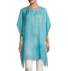 Eileen Fisher Maltinto Modal Organic Linen Poncho