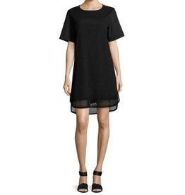 Finley Shawn Mod Mesh Dress