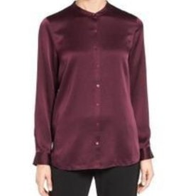 Eileen Fisher Eileen Fisher Mandarin Collar Blouse
