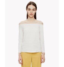 Theory Theory Aprine Off the Shoulder Top