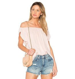 Velvet Velvet Caris Off Shoulder Top