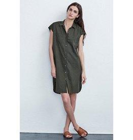 Velvet Velvet Arleen Shirt Dress