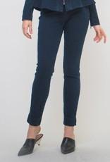 Donna Degnan Donna Degnan Pull On Jacquard Slim Jean