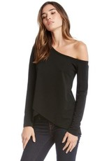 Fifteen Twenty Fifteen Twenty One Shoulder Asymmetric Top
