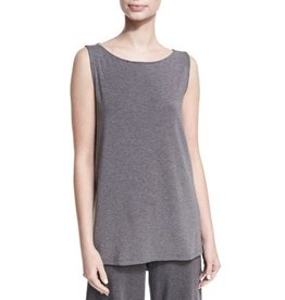 Eileen Fisher Eileen Fisher Bateau Neck Shell