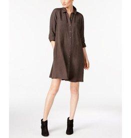 Eileen Fisher Eileen Fisher Classic Collar Shirt Dress