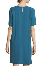 Eileen Fisher Eileen Fisher Crepe A Line Dress