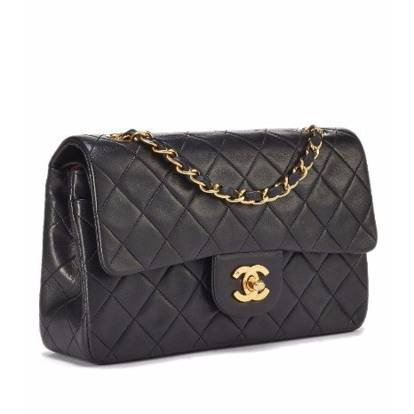 Chanel Chanel Lambskin Classic Double Flap Small