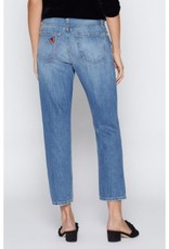 Joie Joie Josie Embroidered Jeans