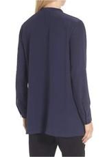 Eileen Fisher Eileen Fisher Mandarin Collar Shirt