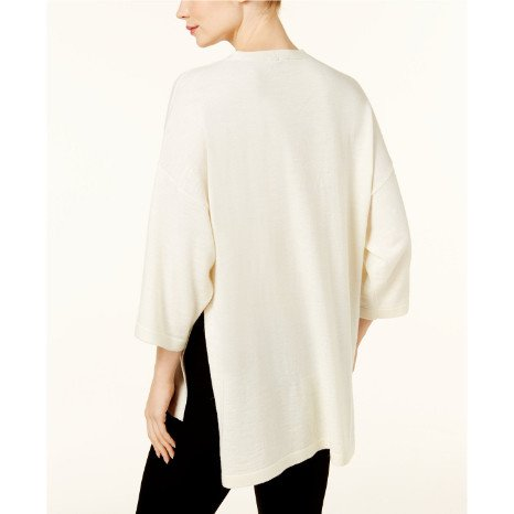 Eileen Fisher Eileen Fisher V-Neck Kimono 3/4 Sleeve Top