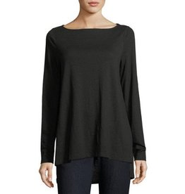Eileen Fisher Eileen Fisher Bateau Neck Top