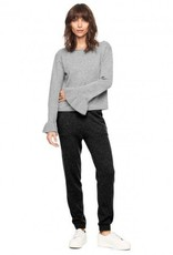 Milly Milly Cashmere Flare Sleeve Sweater
